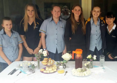Years 9 and 10 Food Technology