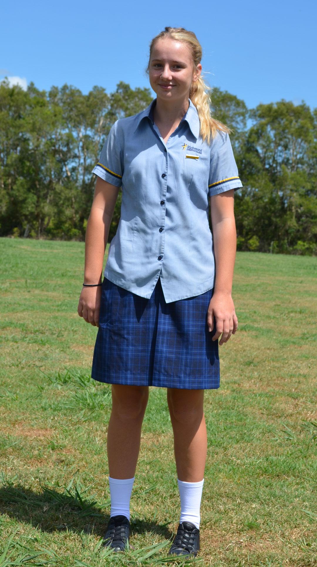 highschoolgirl