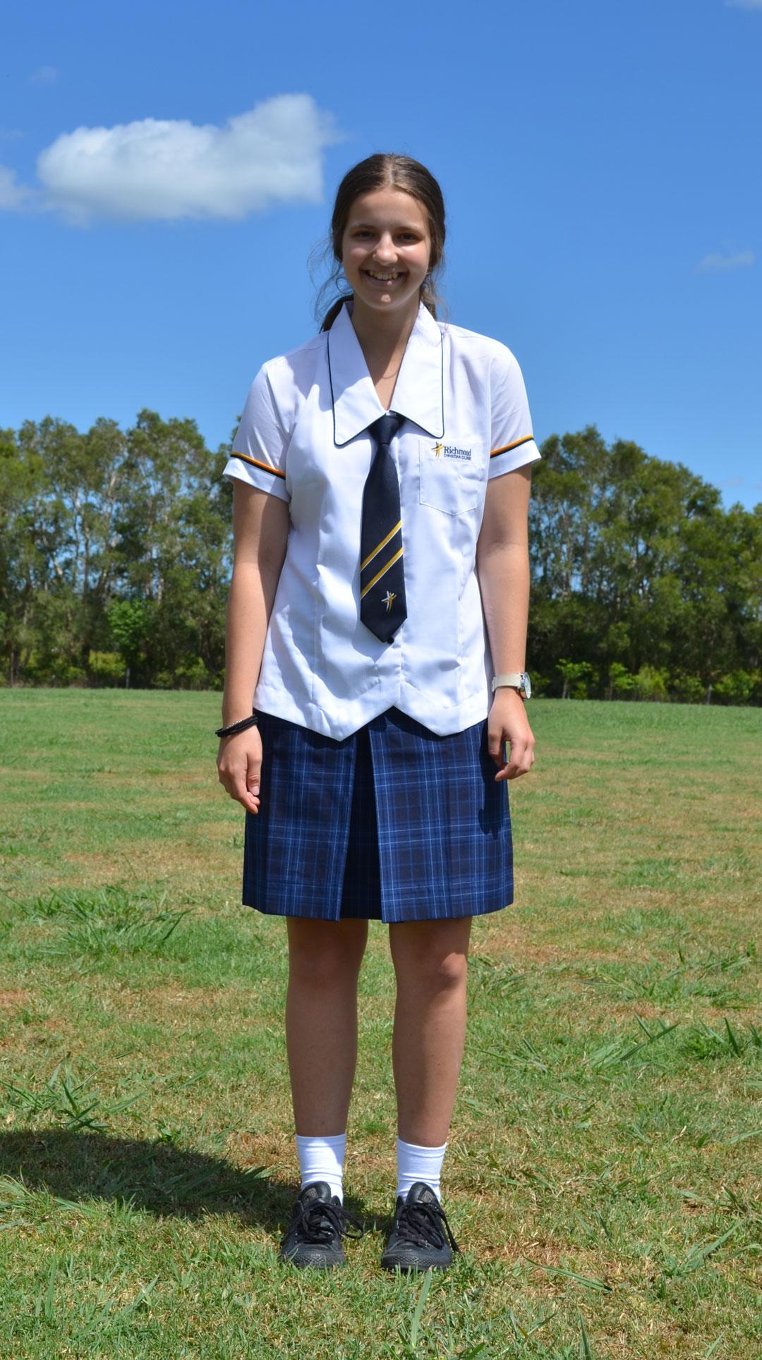 seniorgirluniform